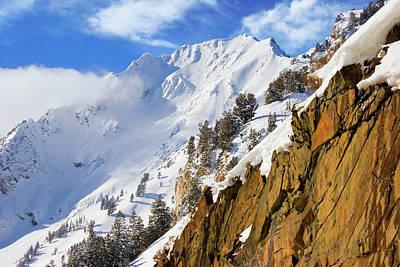 Photograph - Suprior Peak by Utah Images
