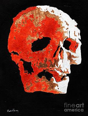 What Lies Beneath Art Print by Callan Percy