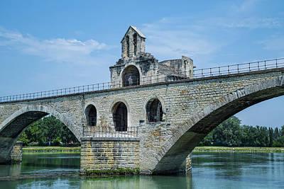 Photograph - Sur Le Pont D'avignon by Kay Brewer