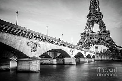Photograph - Sur Les Quais by Delphimages Photo Creations