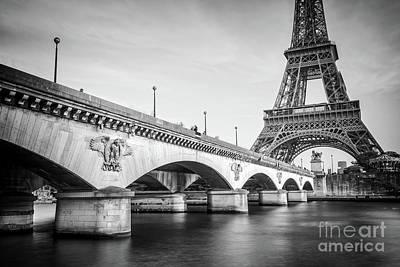 Photograph - Sur Les Quais by Delphimages Photo Creations