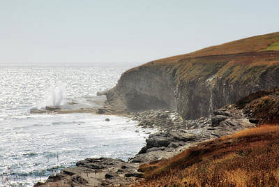 Photograph - Surf And Rocks by Tatiana Travelways