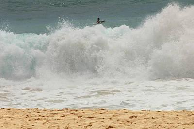 Photograph - Surf by Carolyn Ricks