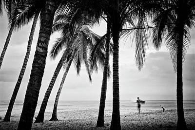 Photograph - Surf Mates 2 by Nik West