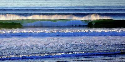 Photograph - Surf Mist by Jerry Sodorff