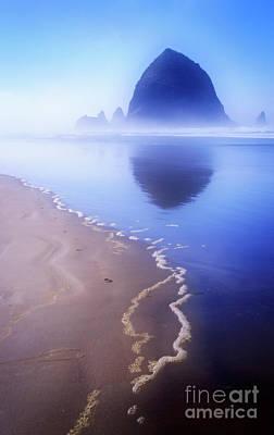 Surf Reflection Art Print