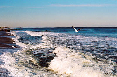 Photograph - Surf by Steve Karol