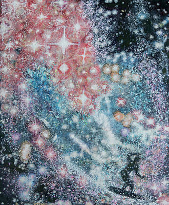 Painting - Surf The Stars by Dennis Goodbee