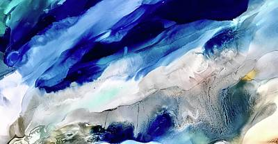 Painting - Surf by Tommy McDonell
