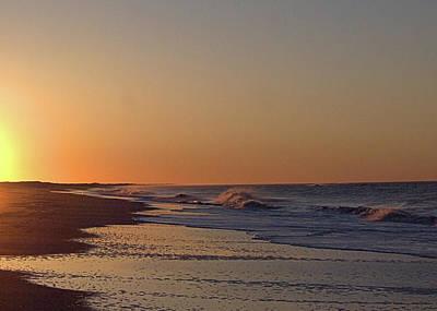 Photograph - Surf V I by Newwwman