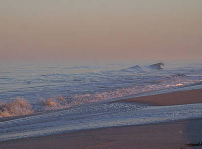 Photograph - Surf V  by Newwwman