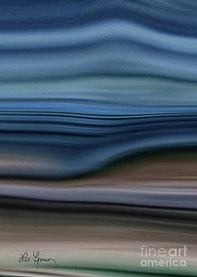 Digital Art - Surface by Leo Symon