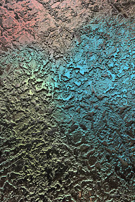 Digital Art - Surfaces - Psychedelic Metals No. 4 by Serge Averbukh
