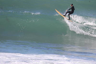 Photograph - Surfer 69 by Gary Canant
