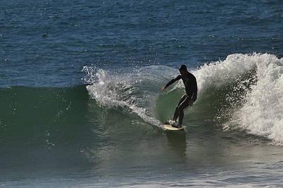 Photograph - Surfer Art by Michael Gordon