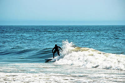 Photograph - Surfer by Colleen Kammerer