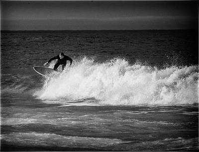 Photograph - Surfer by Marvin Borst