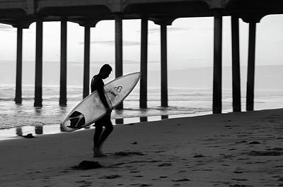 Photograph - Surfer Thoughts by Kip Krause