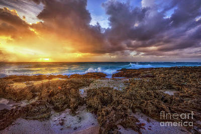 Photograph - Surfers Point Sunrise by Hugh Walker