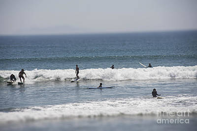 Photograph - Surfin' U S A by David Bearden