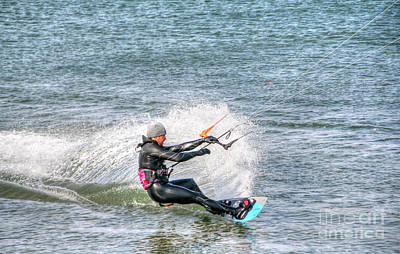 Photograph - Surfing by LaRoque Photography