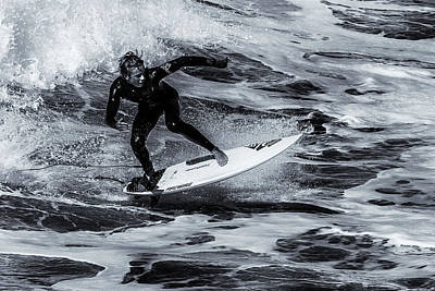 Surfer Magazine Photograph - Surfing Air by Thomas Gartner