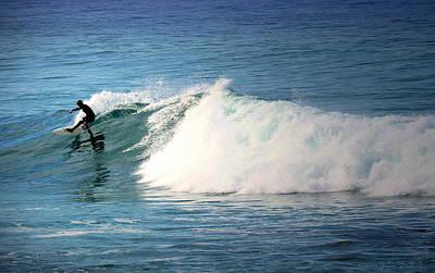 Photograph - Surfing Asilomar by Joyce Dickens