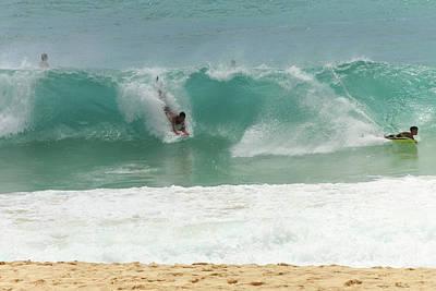 Photograph - Surfing by Carolyn Ricks