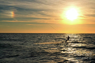 Photograph - Surfing From The Sun by David Arment