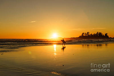 Photograph - Surfs Up by Carrie Cole