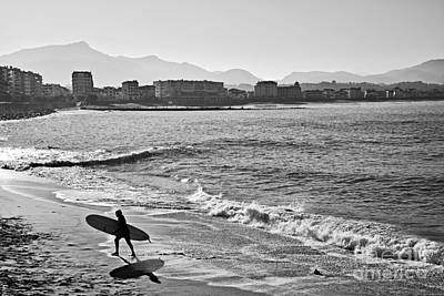 Photograph - Surf's Up by Cendrine Marrouat