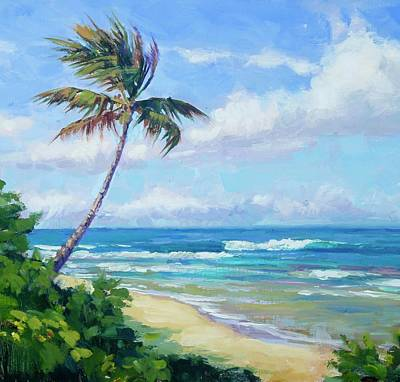 Painting - Surfs Up by Jenifer Prince
