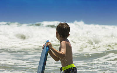 Photograph - Surfs Up by Jeremy Martinson