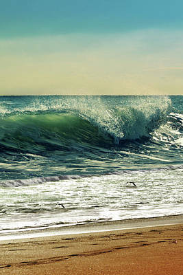Photograph - Surf's Up by Laura Fasulo