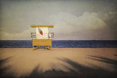 Surf Lifestyle Digital Art - Surf's Up W Textures by Eduard Moldoveanu