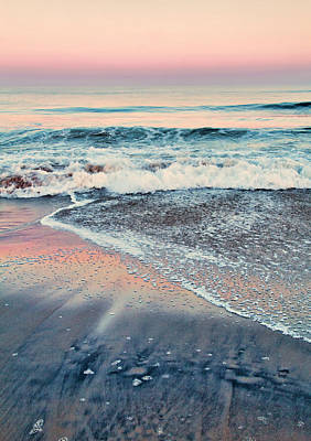 Photograph - Surfside At Dusk by Carolyn Derstine