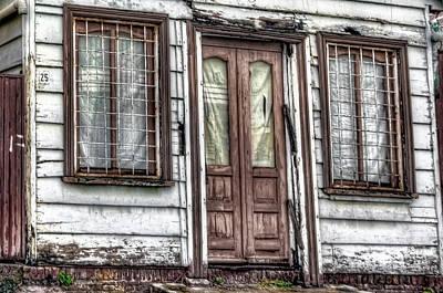 Photograph - Suriname House # 25 by Nadia Sanowar