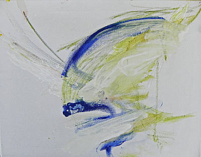 Painting - Surprise  by Judith Redman