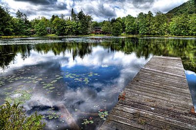 Photograph - Surprise Pond by David Patterson
