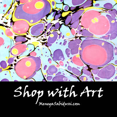 Painting - Surprise - Shop With Art by Menega Sabidussi