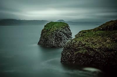 Photograph -  Surreal Seascape by Yancho Sabev