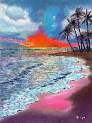 Pastel - Surreal Shore by Lyle Polyak
