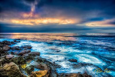 Photograph - Surreal Shoreline by Rikk Flohr