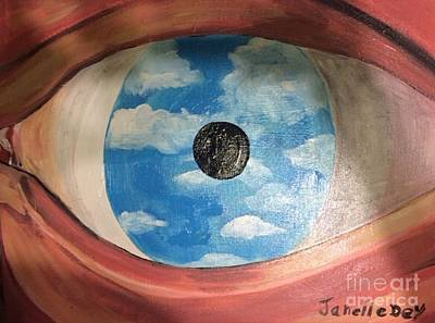 Painting - Surrealism by Janelle Dey