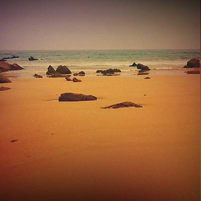 Photograph - Surrealistic Beach by Contemporary Art