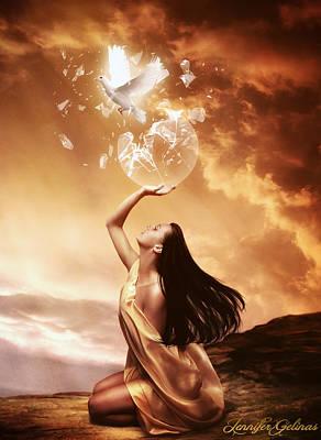 Surrender Original by Jennifer Gelinas
