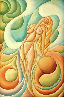 Painting - Surrender by John Entrekin