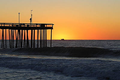 Photograph - Surrounded By Sunrise by Robert Banach
