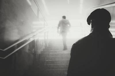 Photograph - Surveillance by Siegfried Ferlin