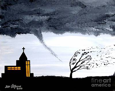 Painting - Survival And Faith by Teo Alfonso